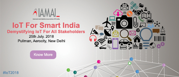 IoT conference to be held in India