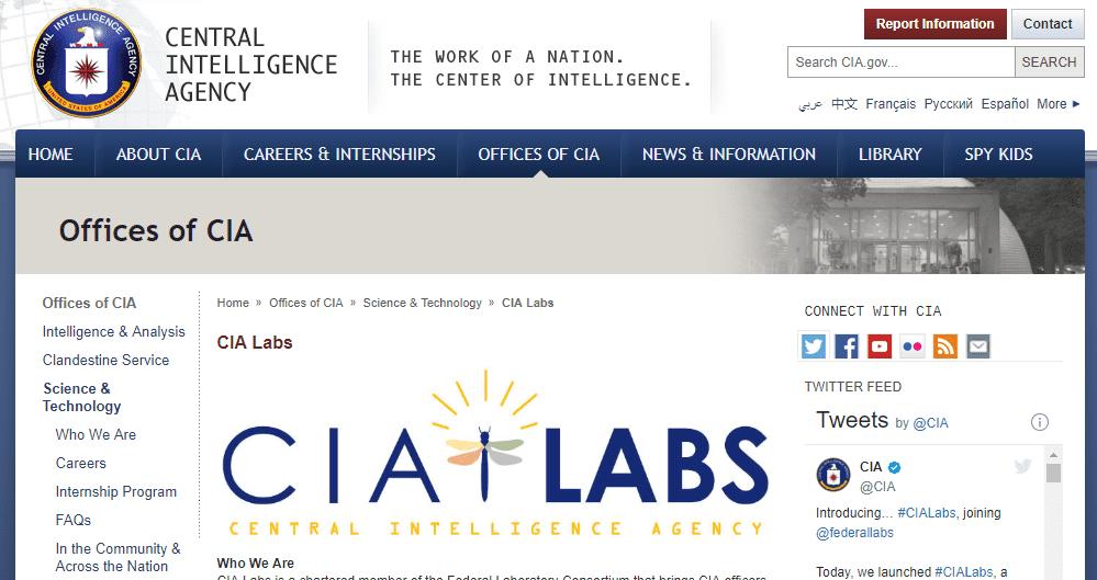 CIA Labs